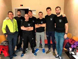 Los bomberos de Almazán se hacen donantes de sangre