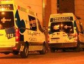 Tres jóvenes heridos en accidente de tráfico en Herrera de Soria