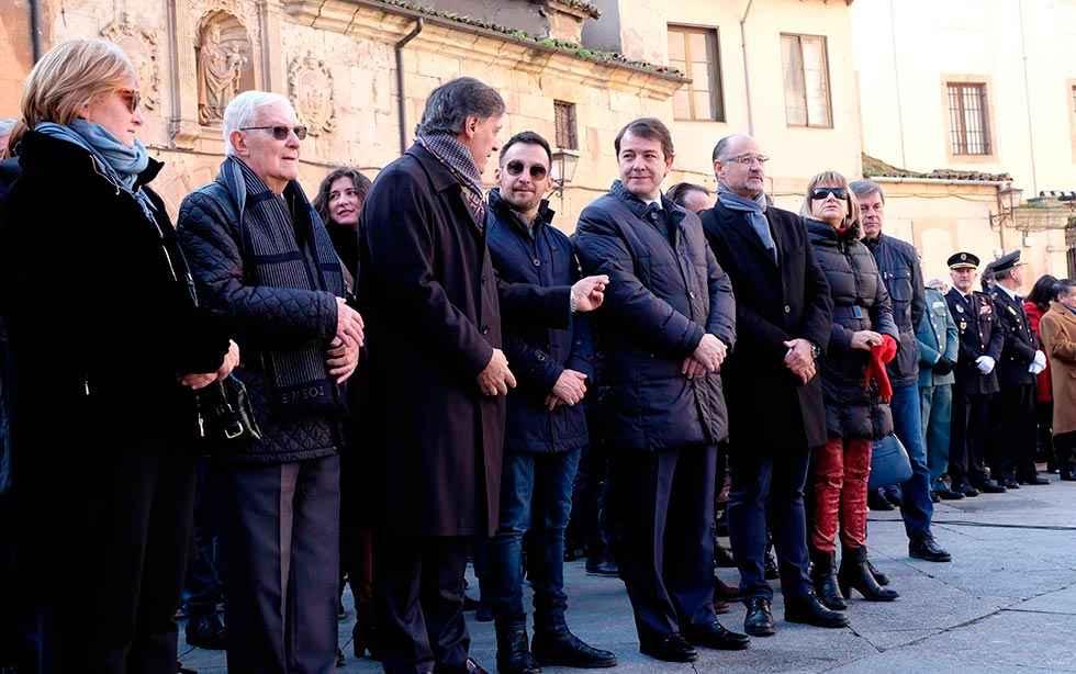 Amenábar participa en homenaje a Unamuno