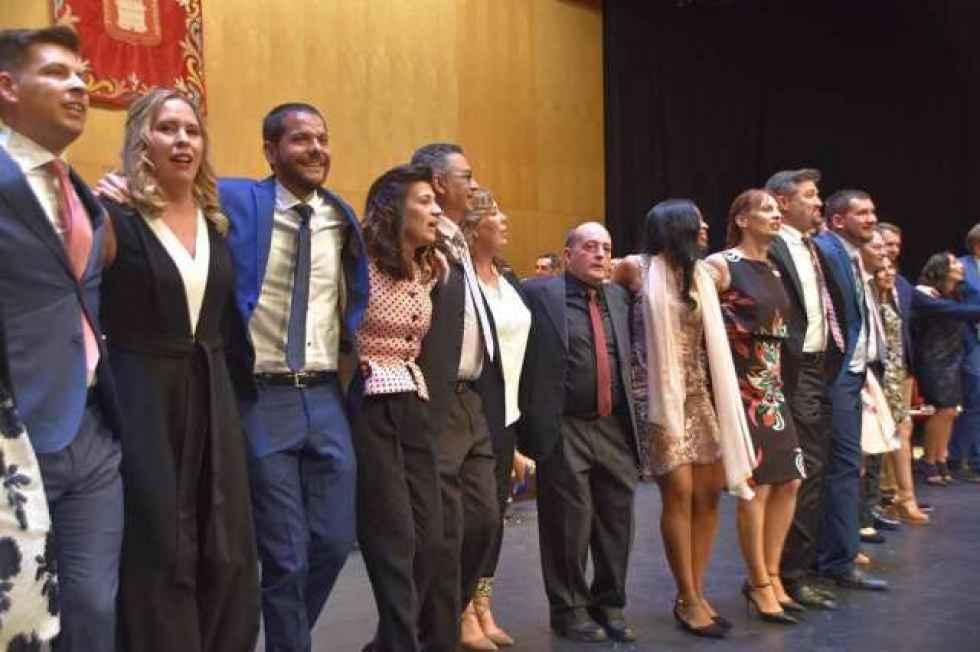 Veinte parejas voluntarias para jurados de cuadrilla 2020