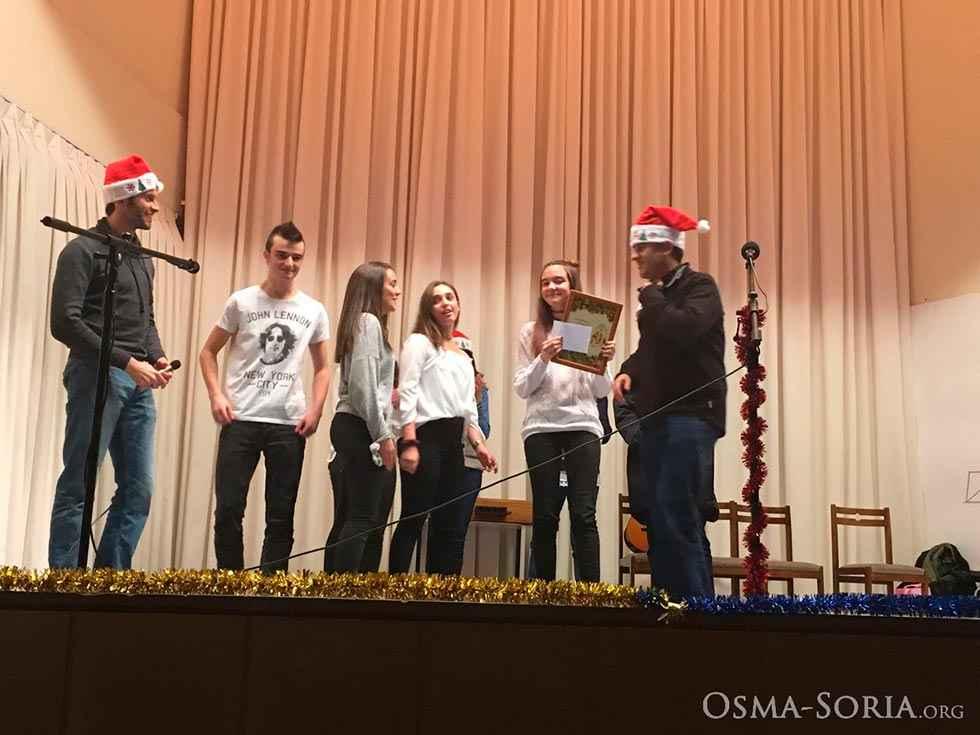 Asi fue diciembre en la Diócesis de Osma-Soria