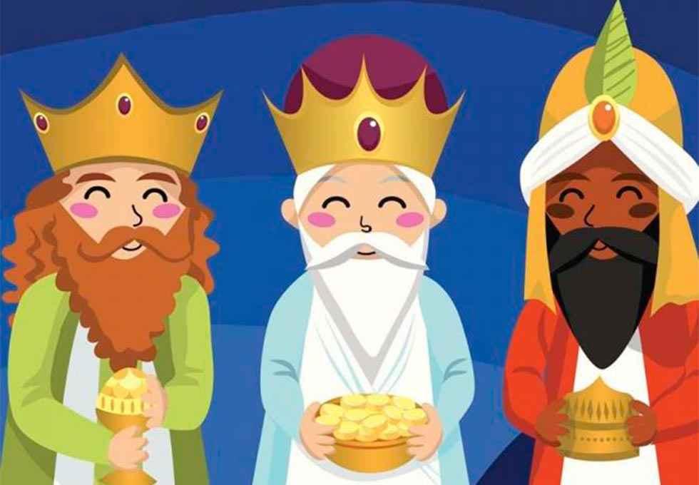 Bando municipal para invitar a recibir a los Reyes Magos