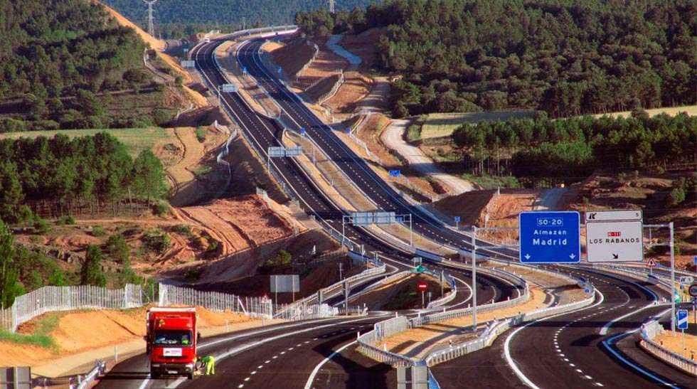 Licitado contrato de 13 millones para conservación de carreteras