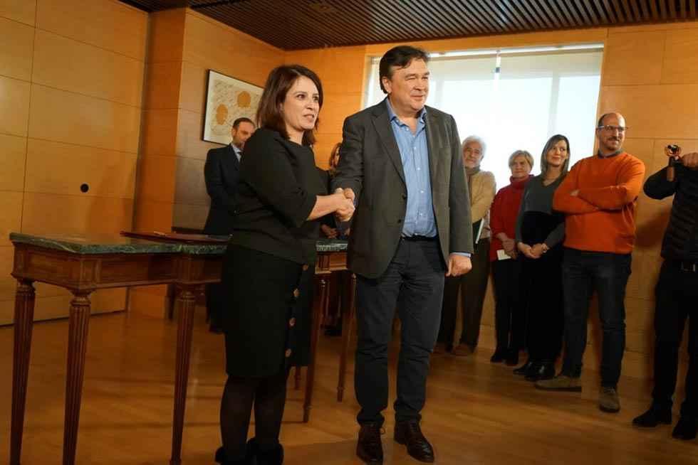 El acuerdo de Teruel Existe para apoyar a Sánchez