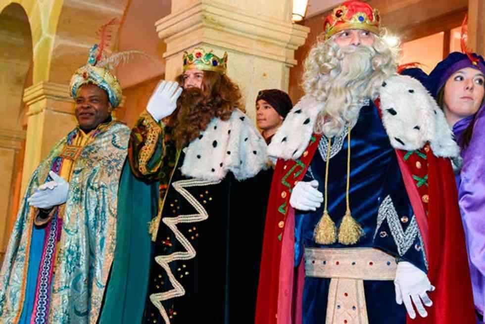 La Cabalgata de los Reyes Magos ultima sus preparativos