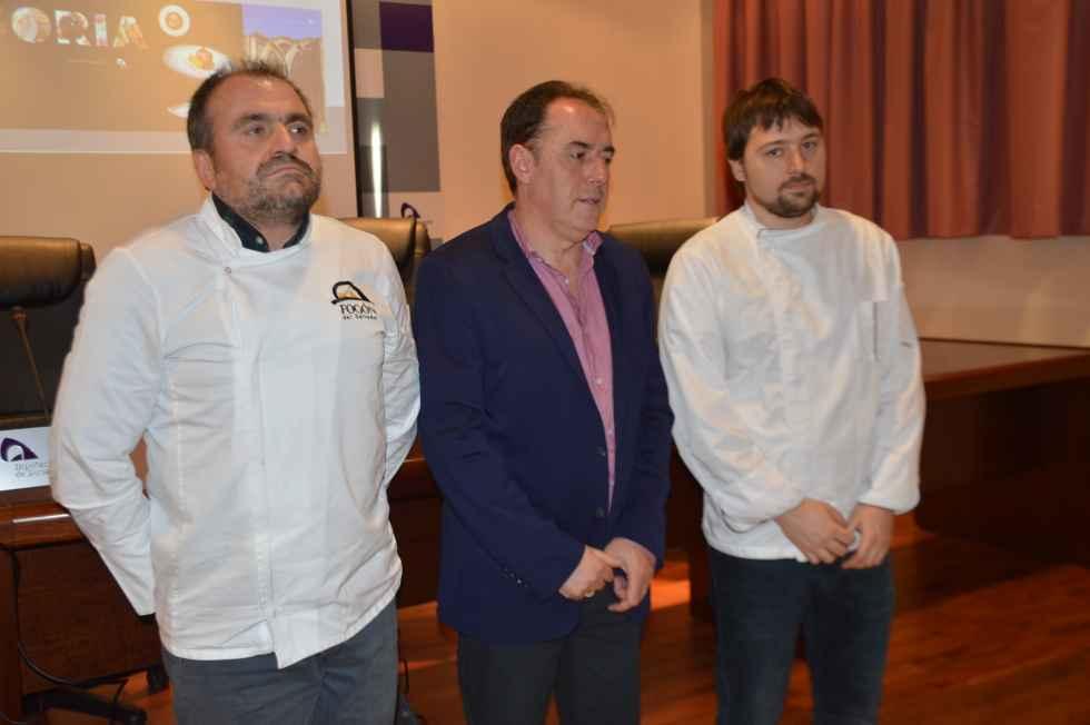 Apuesta por la promoción gastronómica en Madrid Fusión