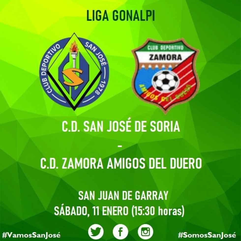 El C.D. San José femenino retoma la competición