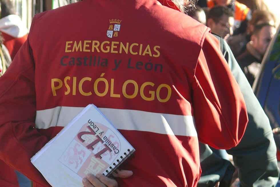 Nuevo convenio para que psicólogos intervengan en emergencias