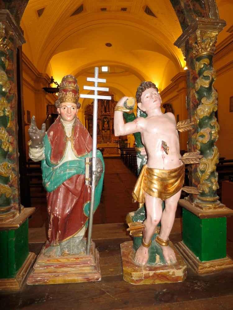 Fiesta de los santos Fabián y Sebastián, en Hinojosa del Campo