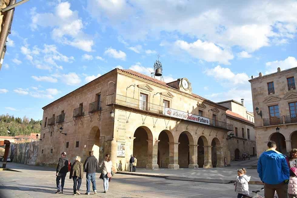 Conferencia sobre los antecedentes de la Audiencia provincial de Soria