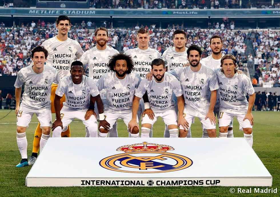 Real Madrid y Atleti se juegan la Copa en la región