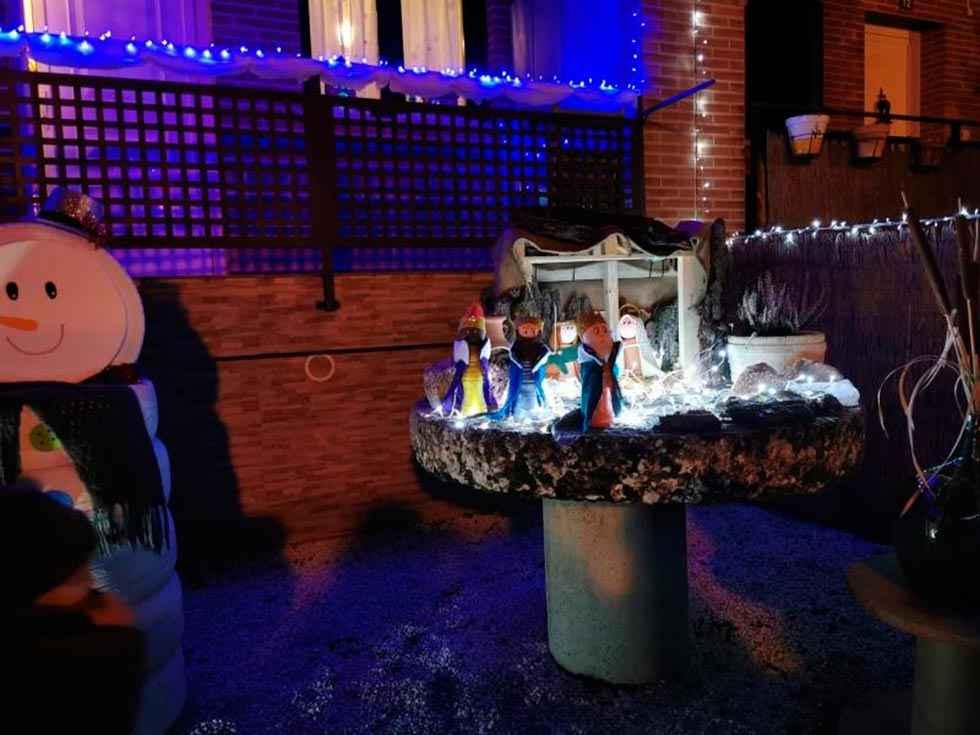 Ganadores del concurso de decoración navideña en Ólvega