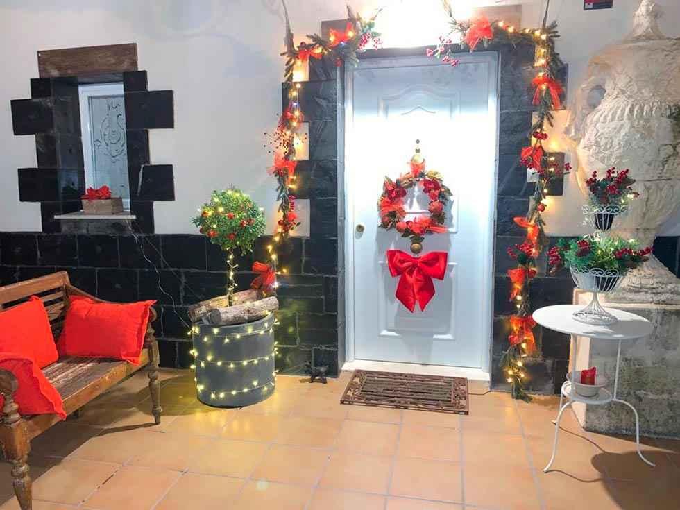 Ganadores del II Concurso de decoración navideña en Golmayo