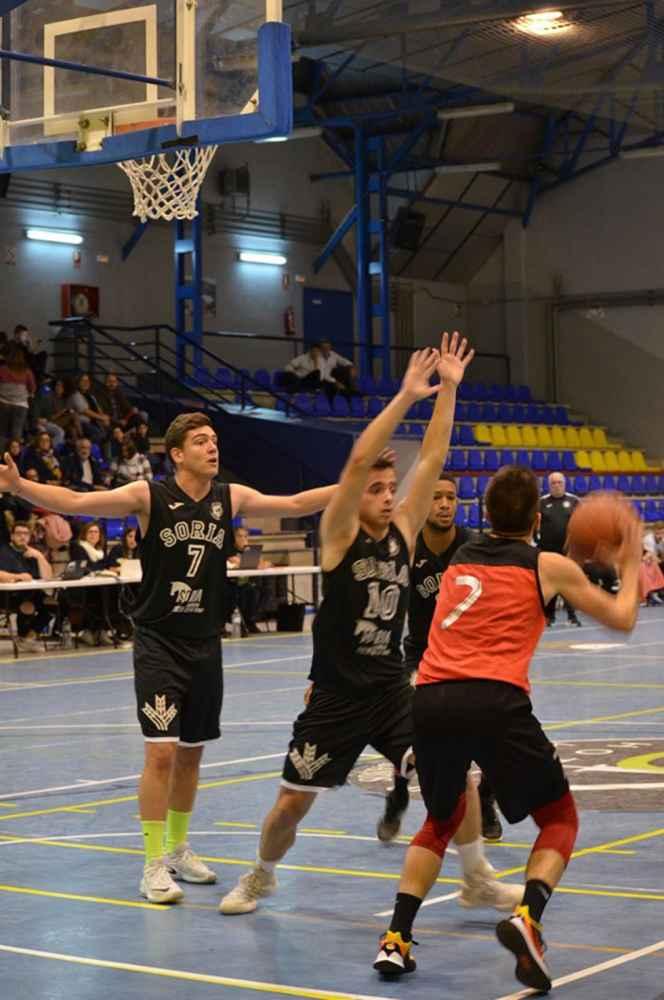 El CSB Soria Ciudad del Deporte se estrena en liga