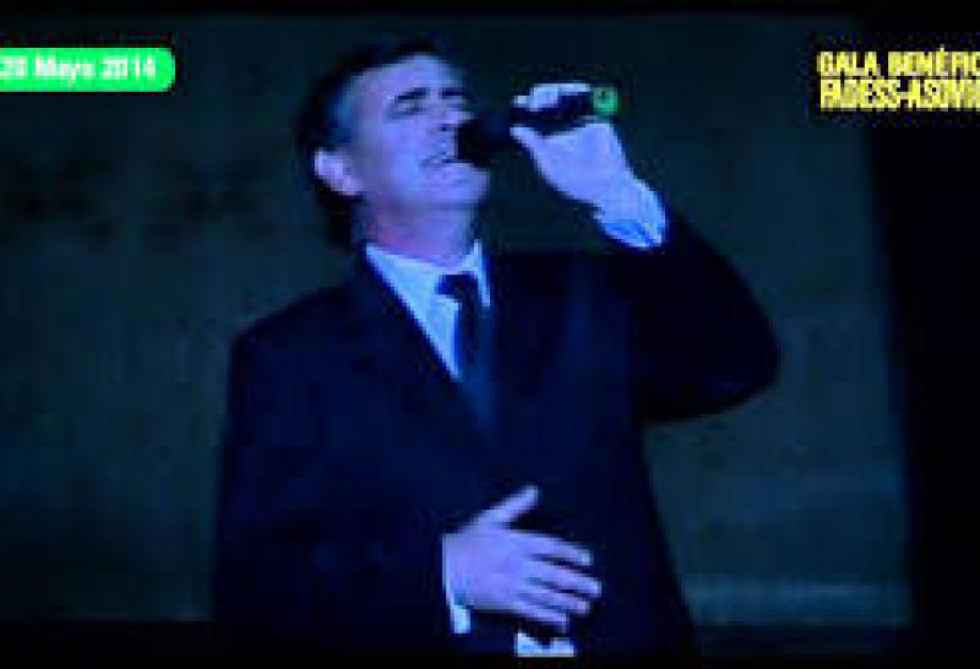 Velada musical de Antonio Pardo en Zaragoza