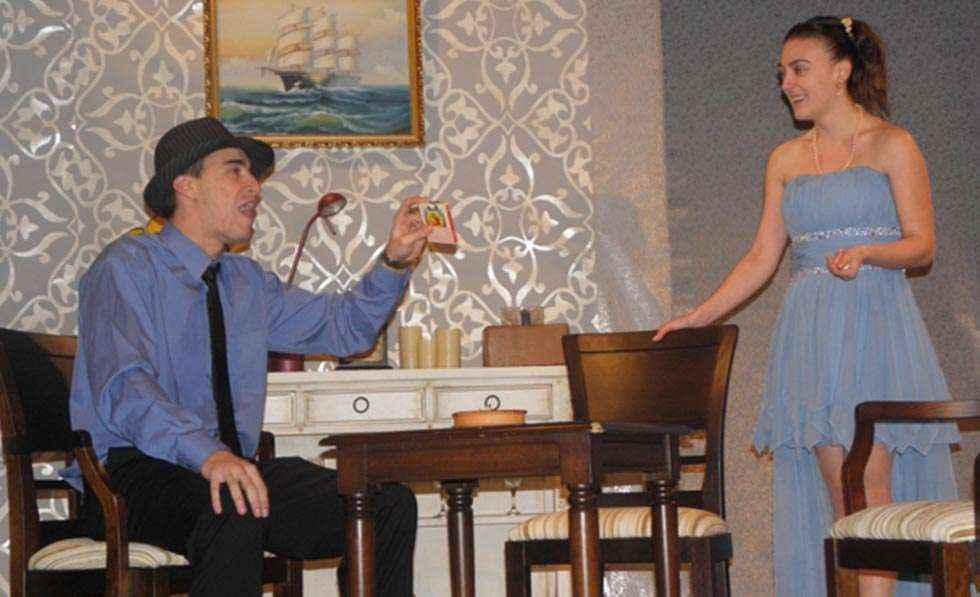 Programa de XXIV Certamen de Teatro en Navaleno