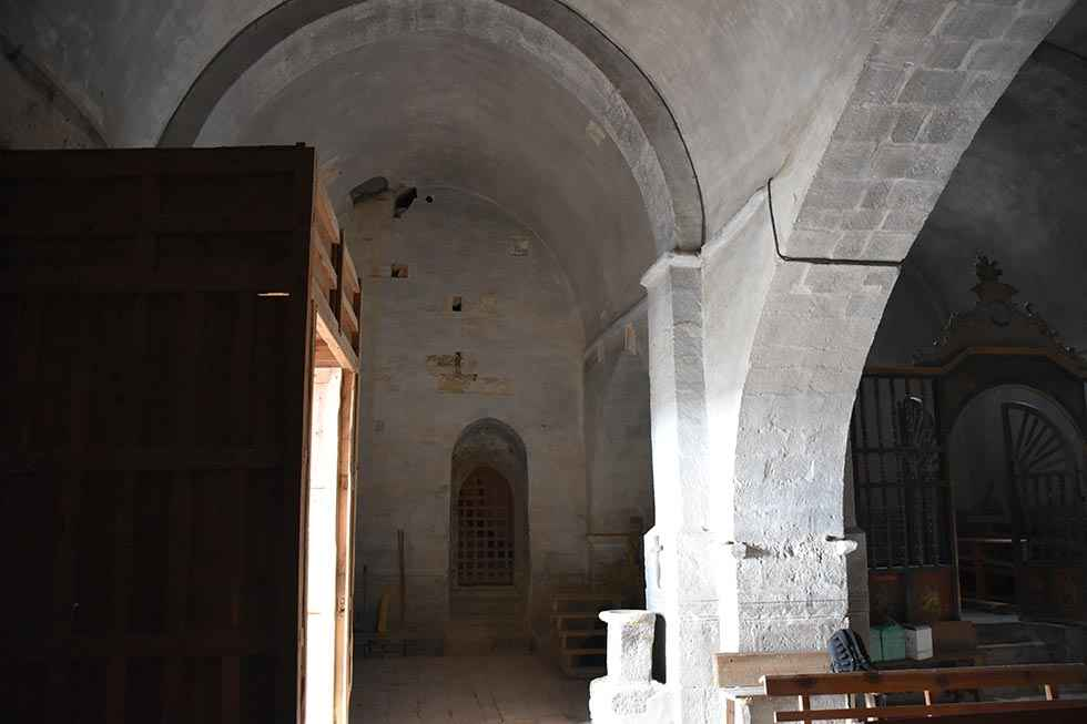 Convocatoria de ayudas para rehabilitar templos