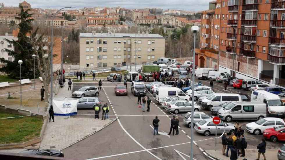 Fallece un joven en un tiroteo en Salamanca