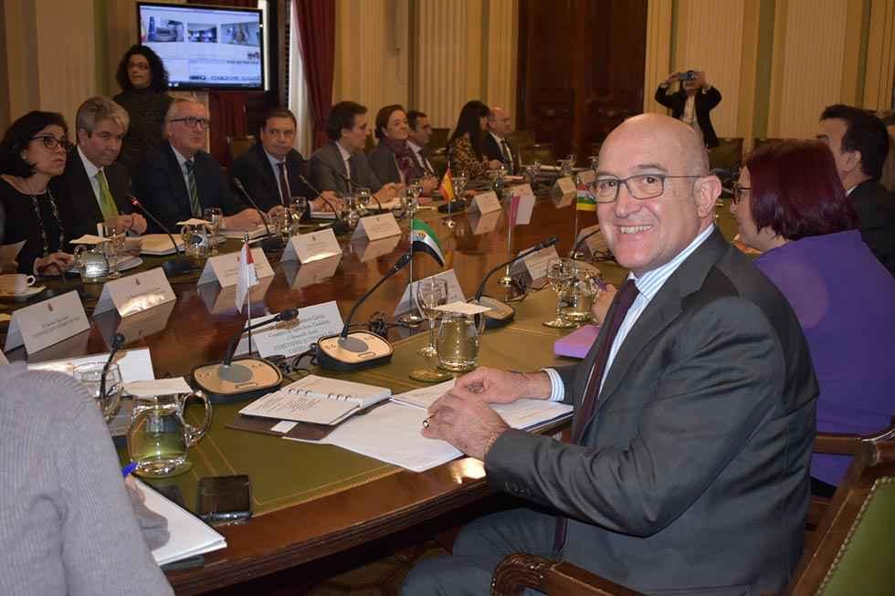La Junta defiende una buena dotación presupuestaria de la PAC