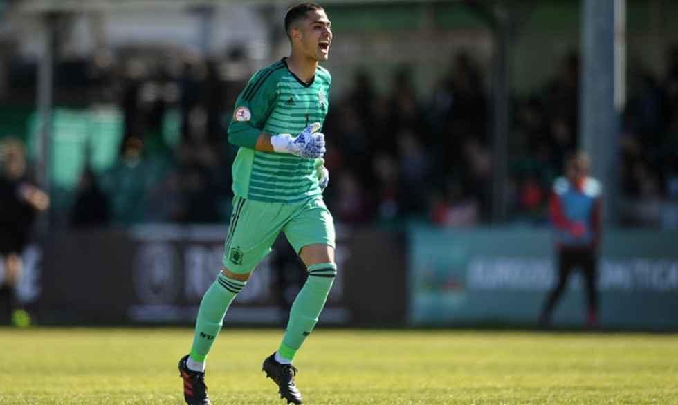 Iván Martínez, convocado para Copa del Atlántico