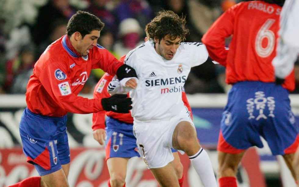 Numancia-Real Madrid: dos décadas de un partido histórico