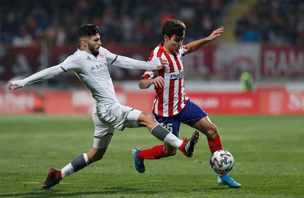 La Cultural elimina al Atlético de Madrid de la Copa