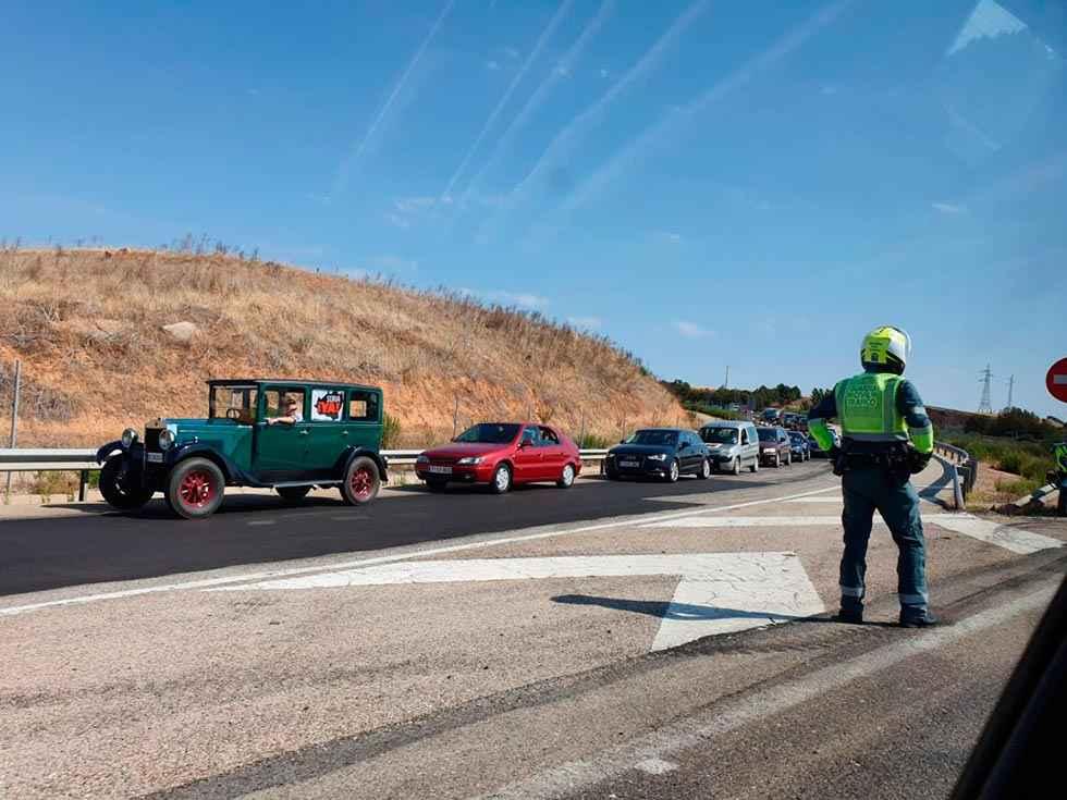 A-11: una autovía con el horizonte todavía lejano