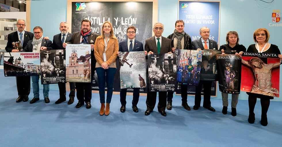 Castilla y León: para vivir la Semana Santa todo el año