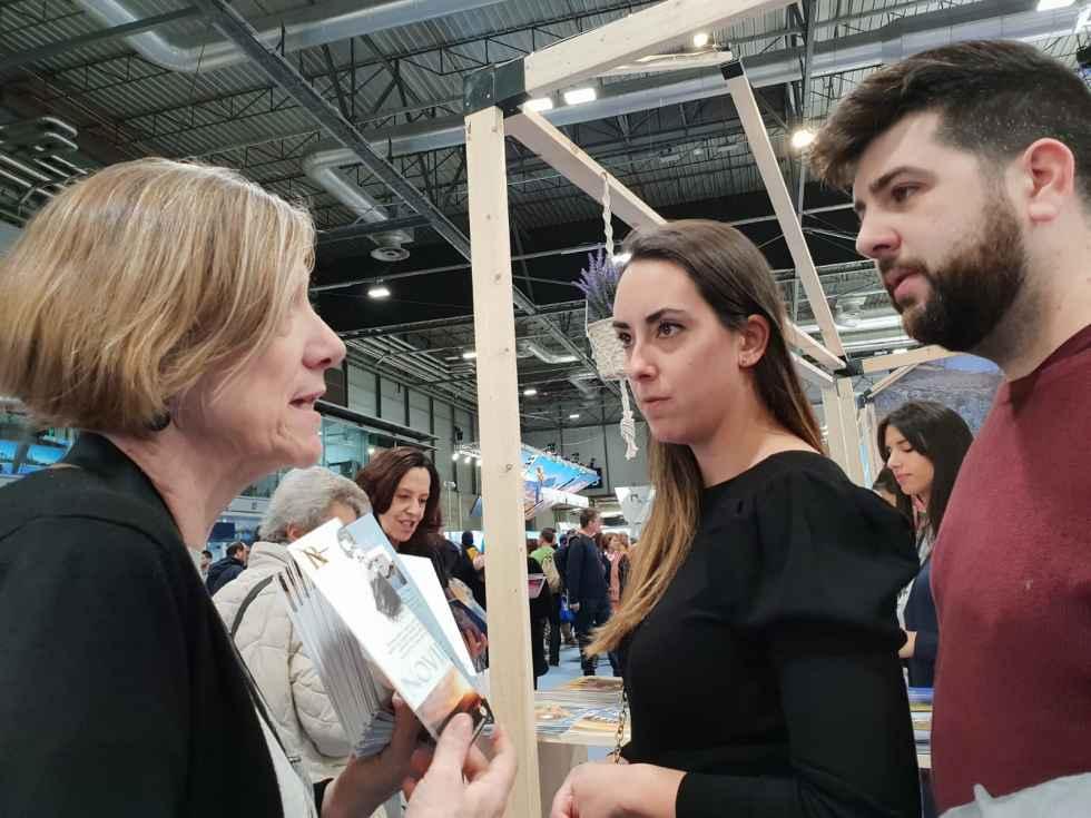 Noviercas promociona su legado becqueriano en FITUR