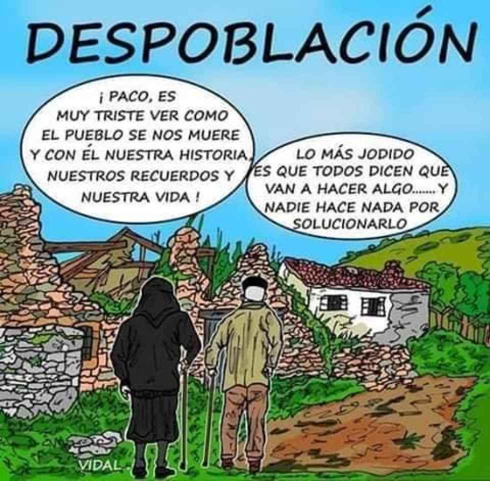 """Noviercas tocará las campanas el """"Día de la repoblación"""""""