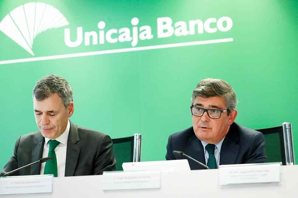 Beneficio neto de 172 millones en el Grupo Unicaja Banco