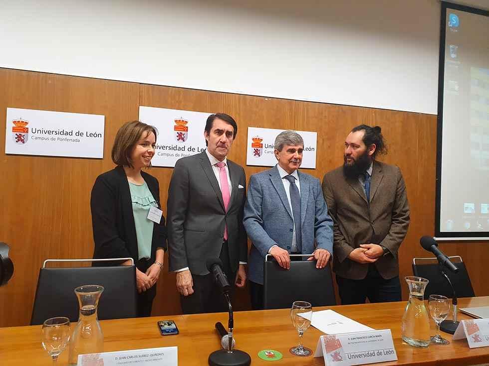 Suárez-Quiñones respalda decisión de Cesefor en Ponferrada