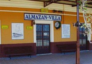 Renfe suprime la taquilla de la estación de Almazán