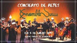 Concierto de Reyes con Ensemble Durius