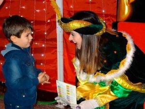 Los pajes de los Reyes Magos llegan a Soria