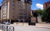Herida una mujer tras ser atropellada en avenida Duques de Soria