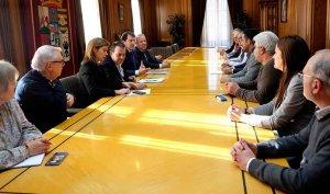 Mañueco compromete inversiones y apoyo a Zamora