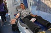 Donar sangre es regalar vida