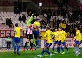 Seis equipos de Segunda eliminados de la Copa del Rey