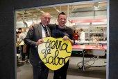 Tierra de Sabor exhibe el potencial agroalimentario de Castilla y León