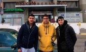 I Trail de captación de jugadores foráneos sub-23