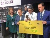 La subasta de la trufa negra consigue 6.700 euros en Madrid Fusión