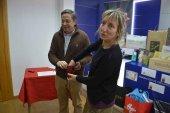 Soriacentro sortea el número ganador del Cestón