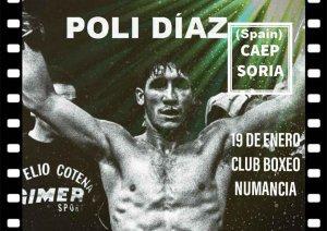 Masterclass de Poli Diaz en Soria