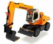 La Soria ¡Ya! entrega excavadora de juguete a Ábalos