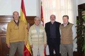 La Subdelegación agradece trabajo a Fernando Ligero
