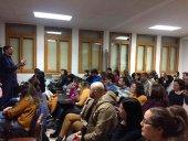 Éxito de primera sesión de Escuela de Familias en Trilema
