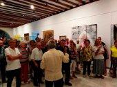 Casi 15.000 visitantes en exposiciones en centro cultural San Agustín