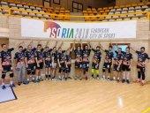 Universidad de Valladolid-Sporting Soria, derbi castellano de primera