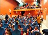 48 actos culturales en el teatro durante 2019